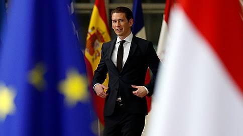 Австрия напомнила об оставленном в Италии // Правительство Себастьяна Курца начинает работу с конфликта с Римом из-за Южного Тироля