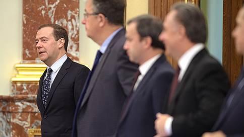 Министрам расписали шансы на отставку // Петербургская политика подготовила доклад о перспективах правительства