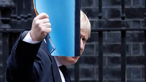 Борис Джонсон выбрался в Москву по делам Совбеза ООН // Глава МИД Великобритании посещает Россию  впервые за пять лет