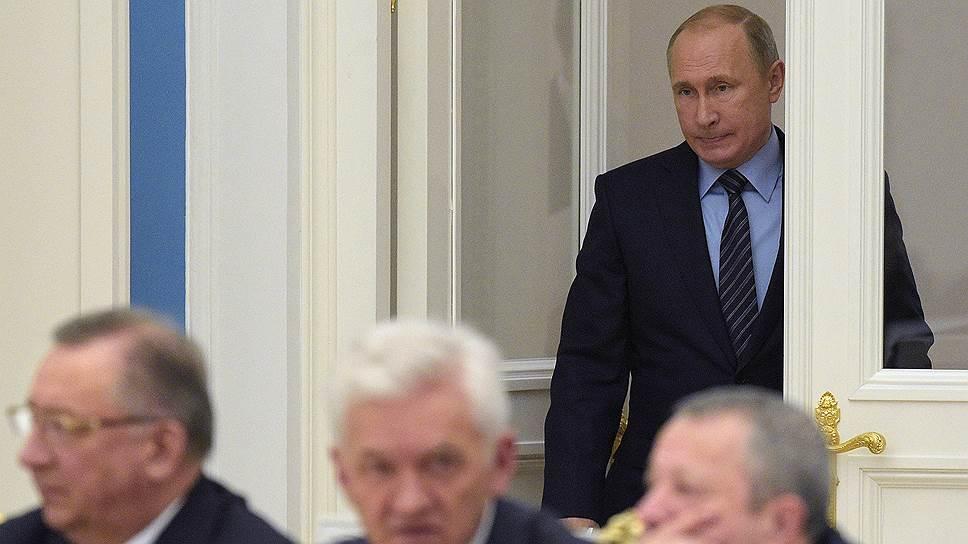 Зачем Владимир Путин встречался с крупнейшими российскими бизнесменами
