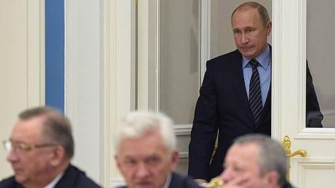 Нет повода не вздрогнуть // Как и о чем Владимир Путин предупредил бизнесменов в канун Нового года