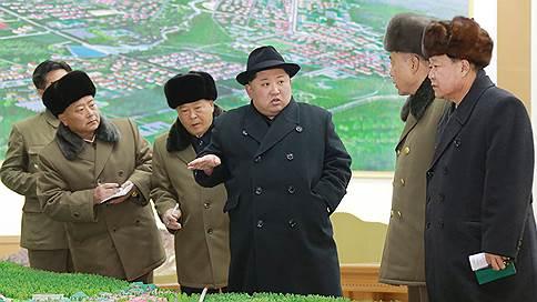 Северной Корее сказали твердое нефть // Санкции Совбеза ООН переводят КНДР на самообеспечение