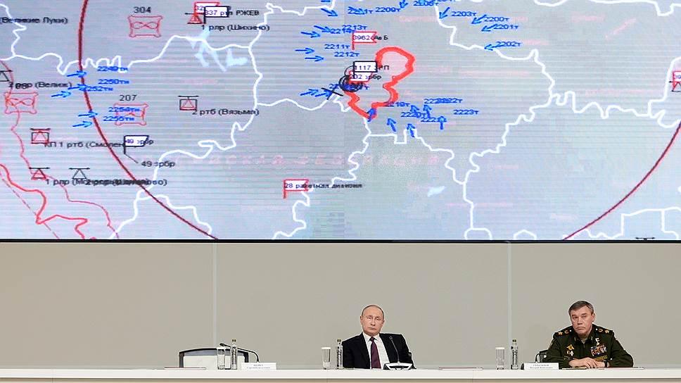 Зачем 22 декабря Владимир Путин появился в секретном ракетном центре в Балашихе