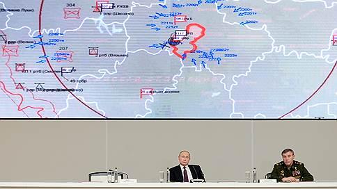 Мирные внешнебаллистические инициативы // Зачем Владимир Путин появился в секретном ракетном центре в Балашихе