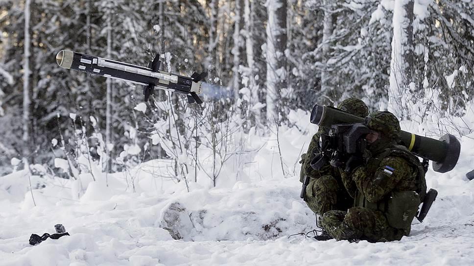 Как принималось решение о поставках Javelin Украине