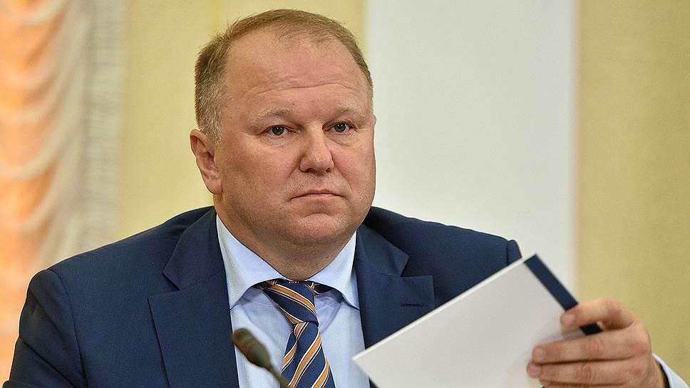 Помощник президента по вопросам местного самоуправления Николай Цуканов