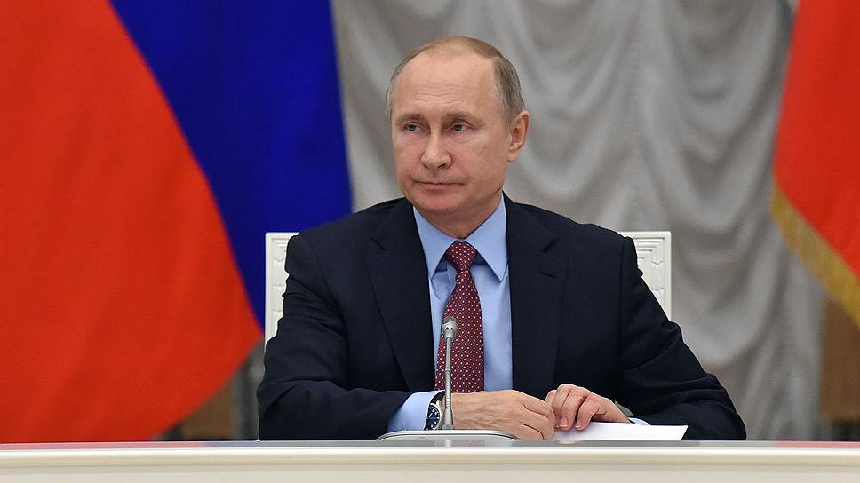 Комментарии Владимира Путина к докладам законодателей оказались не короче самих докладов