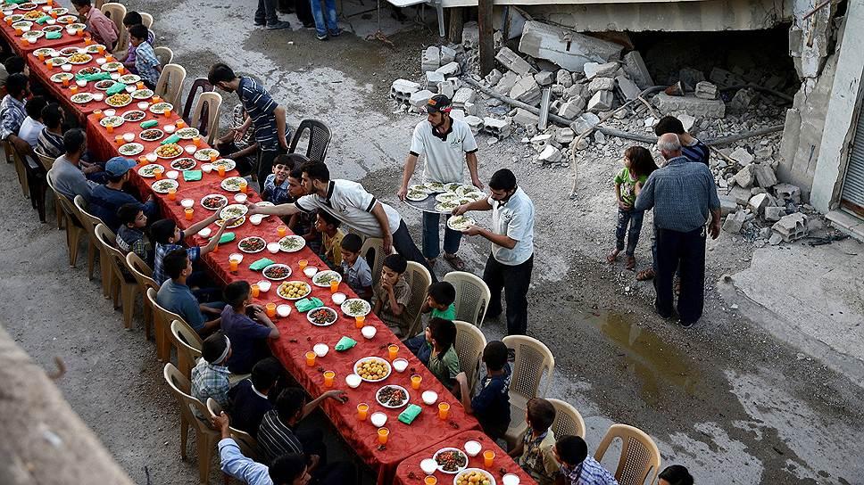 Как раскол между «антитеррористическими коалициями» мешает восстановлению Сирии