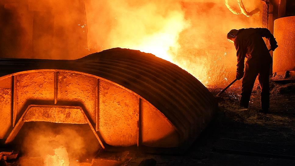 Почему российские металлурги не участвуют в мировом переделе рынка