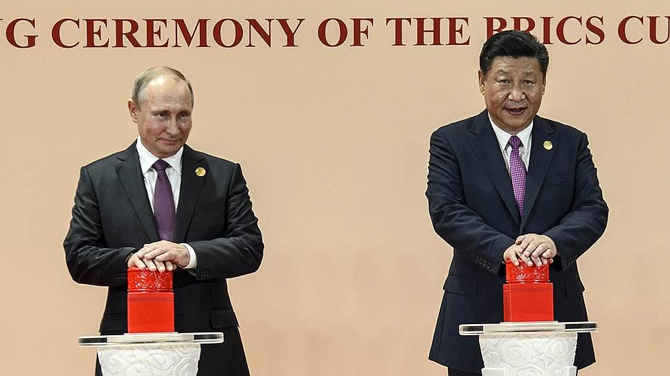 Как Россия увеличивает свое присутствие в Азии