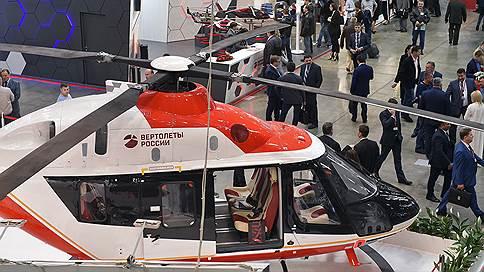 Вертолеты внутреннего пользования // Из-за проблем с сертификацией авиатехника не летит на экспорт