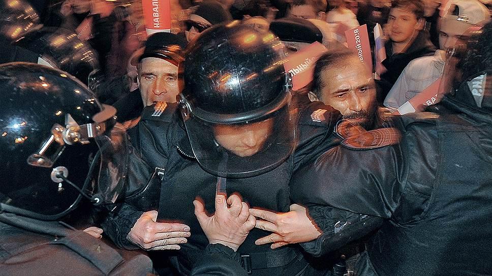 Конституционный суд оценит массовые аресты митингующих
