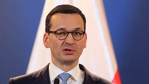 Из польского правительства убирают радикалов // Борьба за власть