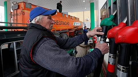 Бензин не уложился в инфляцию // Рост цен сдерживают только выборы
