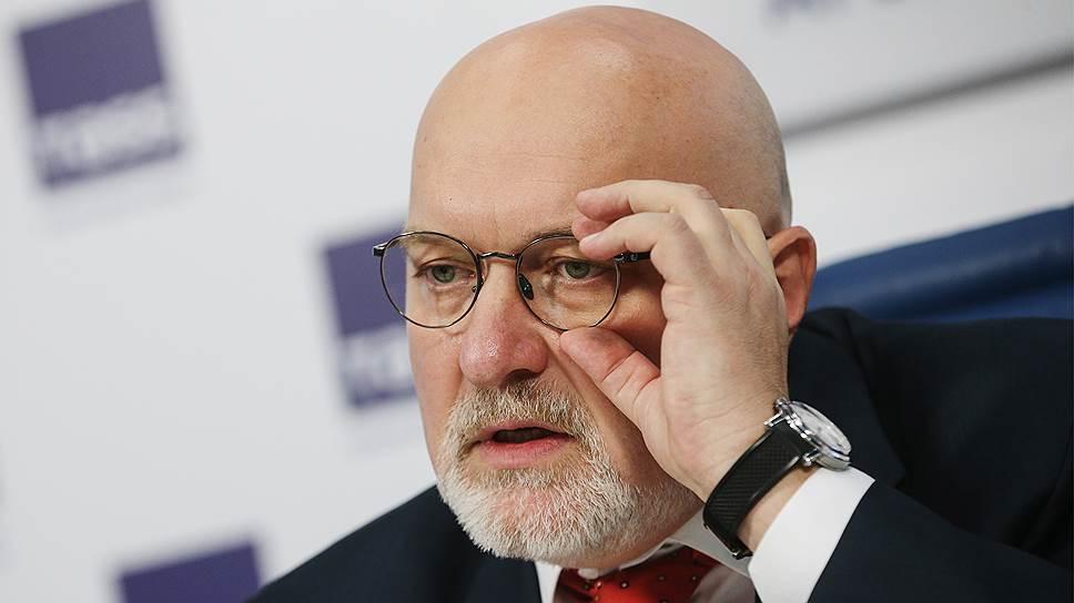 Глава Федеральной палаты адвокатов Юрий Пилипенко увидел в банкротствах граждан шанс несколько расширить «адвокатскую монополию»