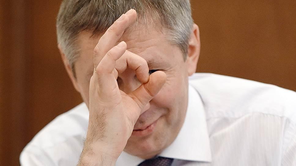 Глава Росгидромета Максим Яковенко