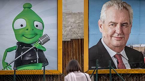 Милоша Земана ждут победа и поражение // Пророссийский кандидат может выиграть первый тур президентских выборов в Чехии и проиграть второй