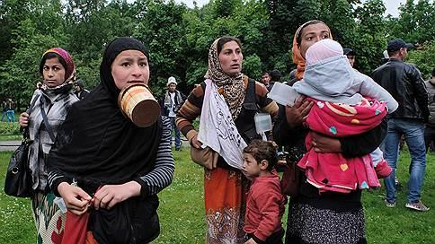 Цыгане ищут счастья в Страсбурге // Община жалуется в ЕСПЧ на принудительное выселение