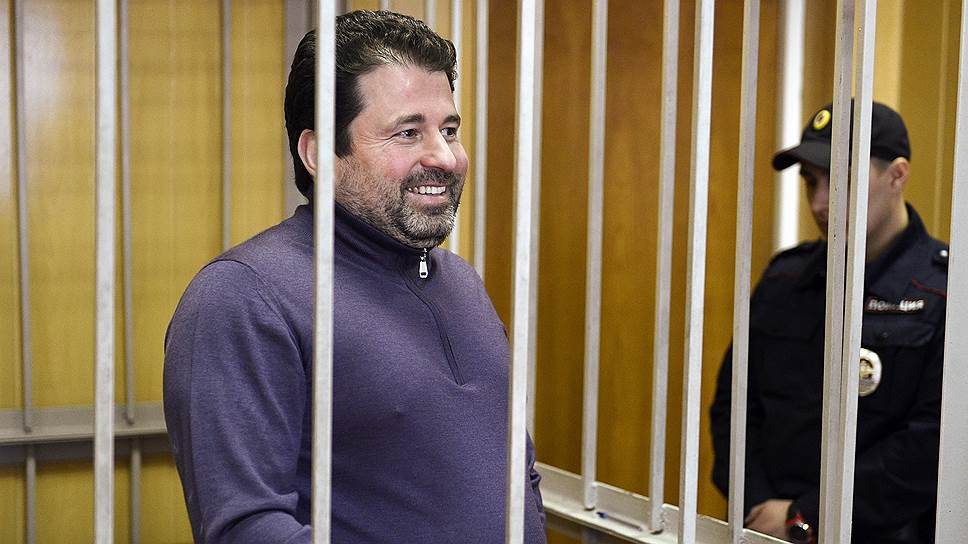 После скандала Дионисия Золотова перевели из ВИП-камеры на общий режим