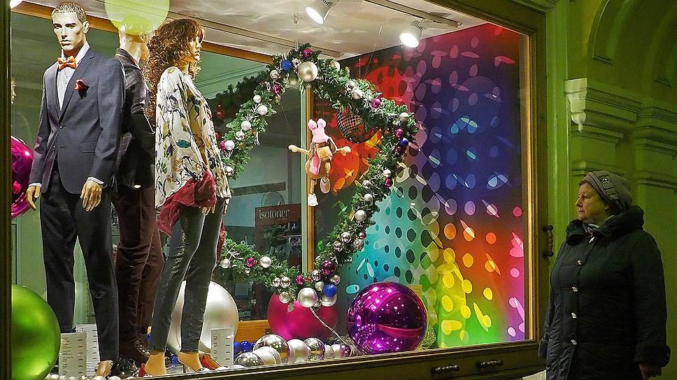 Как выросла посещаемость торгцентров в новогодние праздники