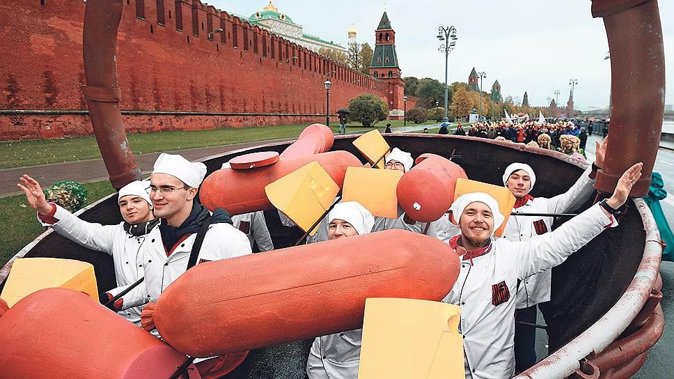 Минздрав считает, что здоровью россиян угрожает неправильное питание