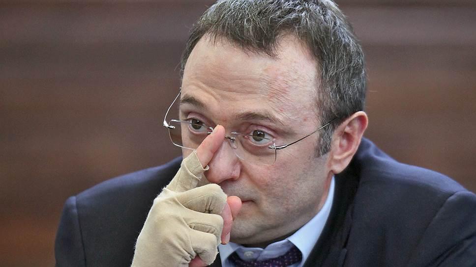Как был арестован швейцарский бизнесмен Александр Штудхальтер