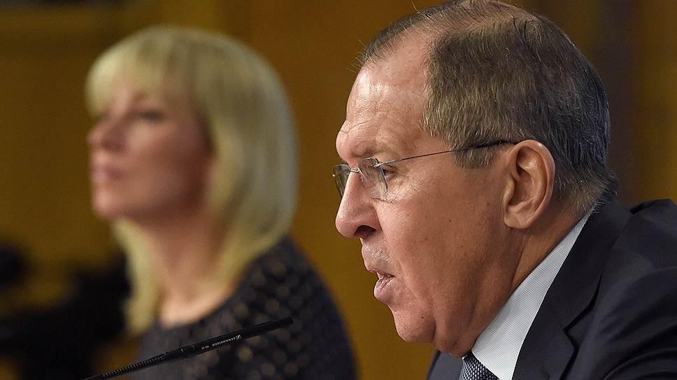 Сергей Лавров по пунктам объяснил, как США осложняют международную обстановку