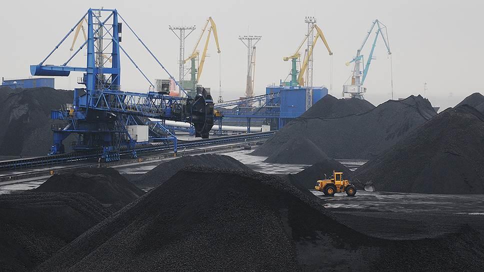 Как порт Усть-Луга занялся углем вместо машин
