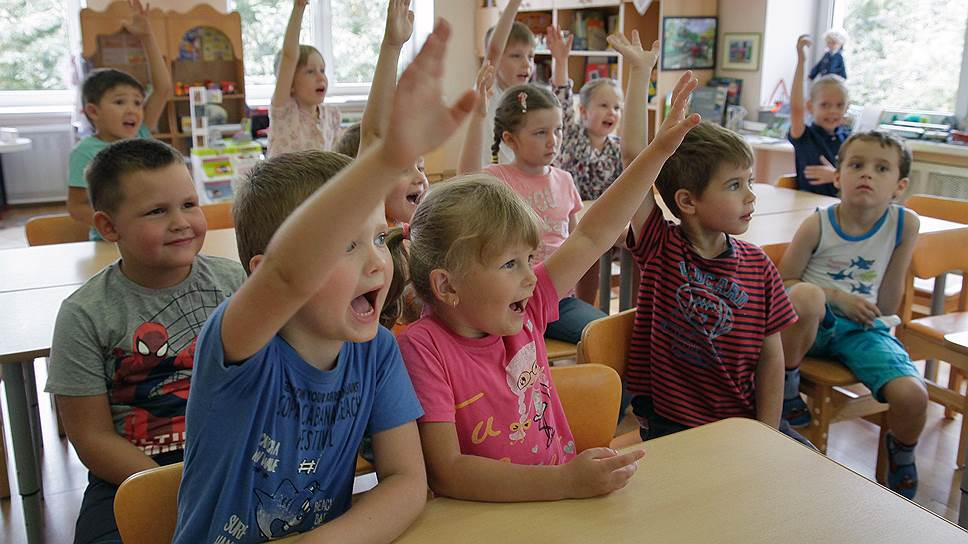 Воспитанники детсадов стали реже петь, общаться с логопедами и выходить на прогулки