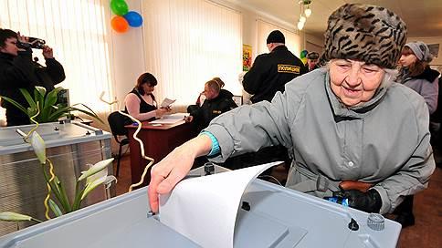 Проектный принцип поможет явке // Для привлечения избирателей на участках организуют опросы, тесты и игры
