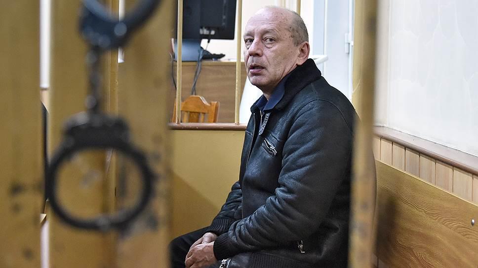 Как бывшему охраннику Бориса Березовского предъявили арсенал