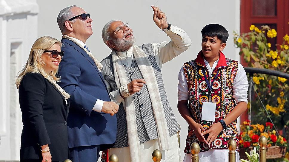 Израильское оружие побеждает в Индии российское