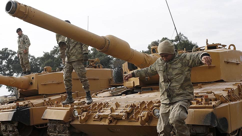 Как Турция начала самостоятельные действия в Сирии