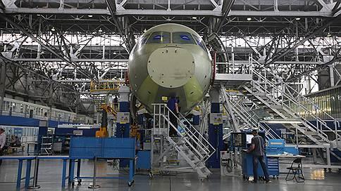 «Ростех» задействовал подъемные средства // Госкорпорация поможет авиастроителям, если они окажутся под ее крылом