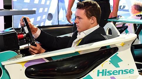 Hisense включит телевизор в России // Китайский производитель Toshiba начнет торговать в РФ напрямую