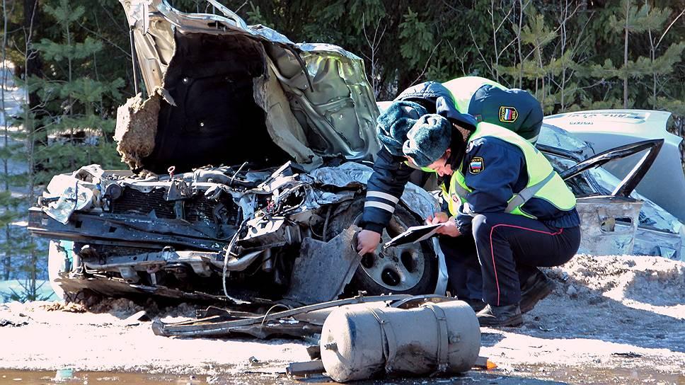 В правительстве надеются, что через 12 лет на дорогах России не будет происходить аварий с жертвами