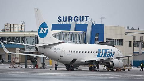 «Ренова» заходит на посадку в Сургуте // «Аэропорты регионов» купили долю в аэропорту города