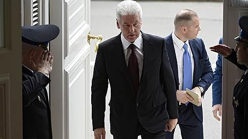 Сергей Собянин настроил штаб на мониторинг // Столичная Общественная палата потренирует наблюдателей