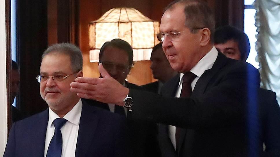 Как прошла встреча министров иностранных дел Йемена и России
