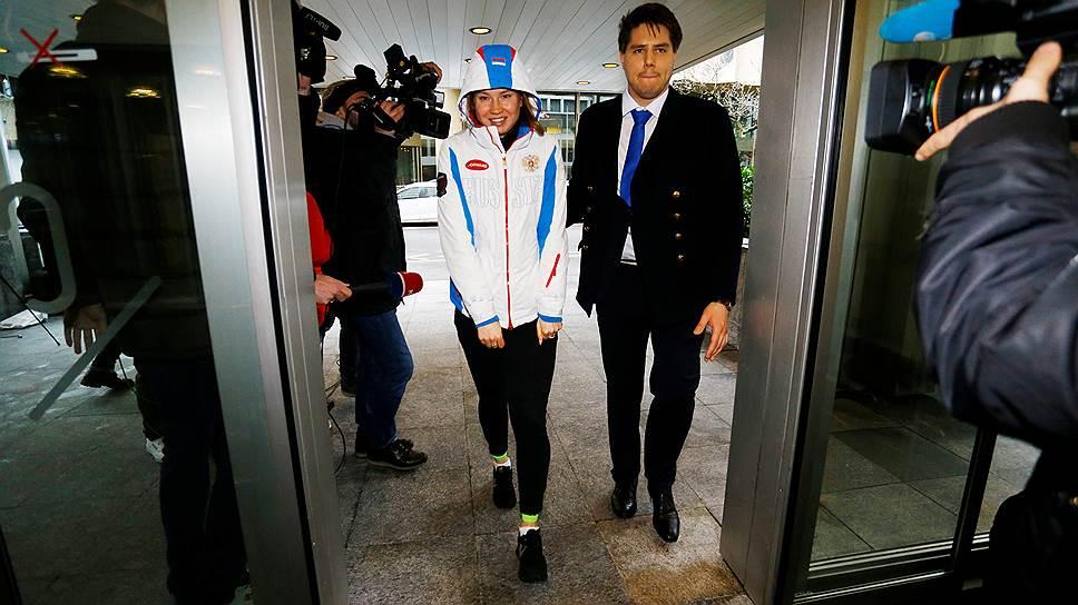 Как МОК и CAS определяют список российских спортсменов для Пхёнчхана