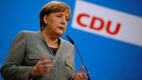 Ангеле Меркель приоткрыли дорогу к креслу канцлера // Помешать ей возглавить правительство могут рядовые социал-демократы