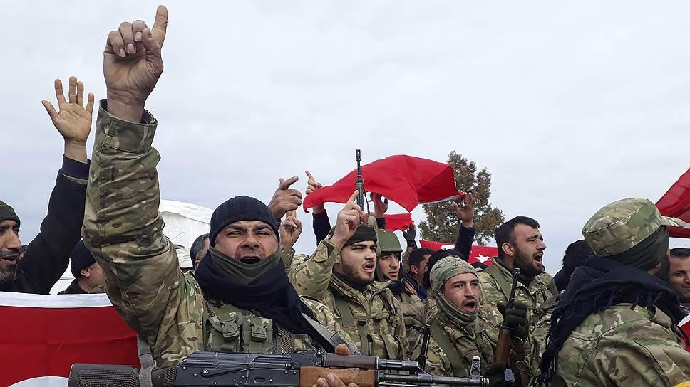 """Как на сирийском урегулировании сказалась операция """"Оливковая ветвь"""""""