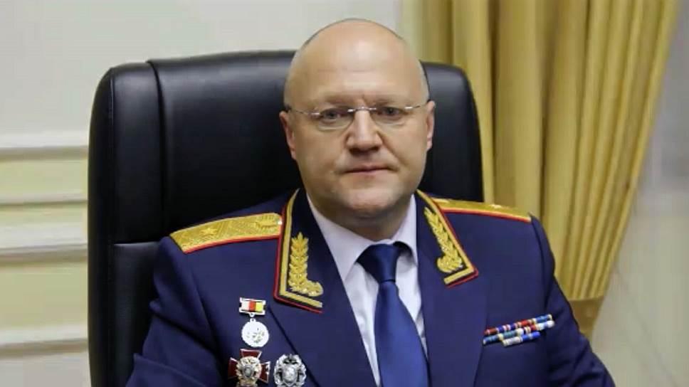 Начальник ГСУ СКР по Москве Александр Дрыманов