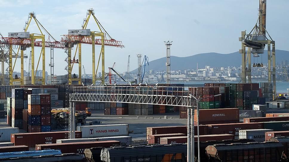 ОАО РЖД может заняться портами и сохранить контейнерный бизнес
