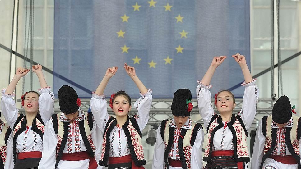 Согласно соцопросам, далеко не все жители Молдавии в восторге от евроинтеграции