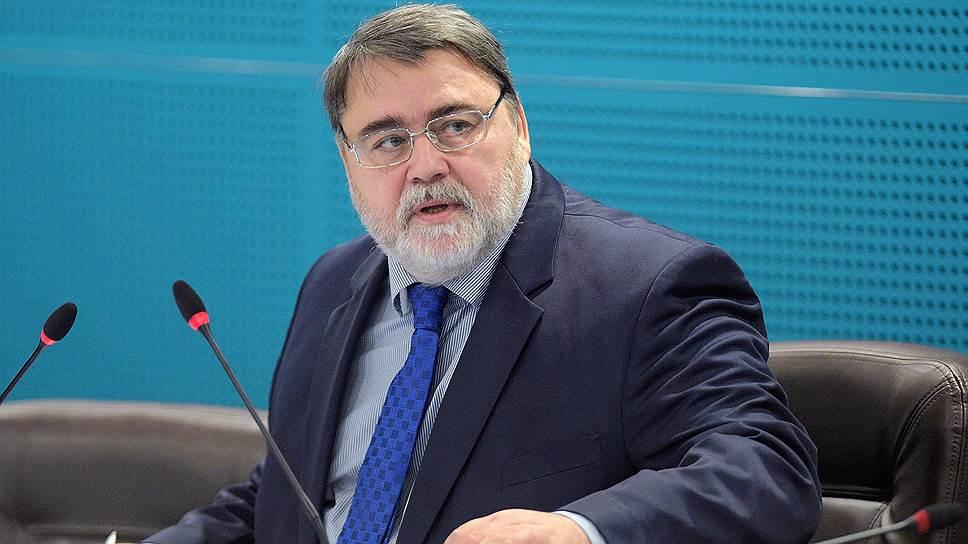 Глава ФАС Игорь Артемьев хотел бы по возможности расширить участие службы в определении экономической повестки страны