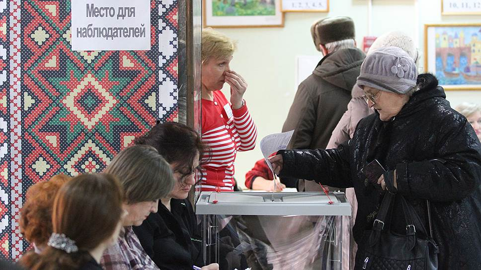 Общественные палаты готовы наблюдать на президентских выборах