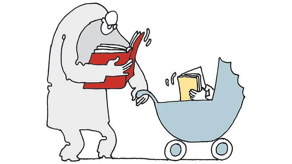 Книжный рынок вырос в рублях и экземплярах