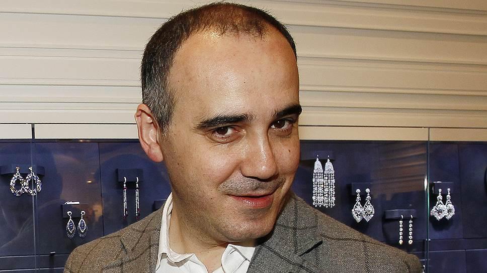Совладелец холдинга «Яшма» Игорь Мавлянов