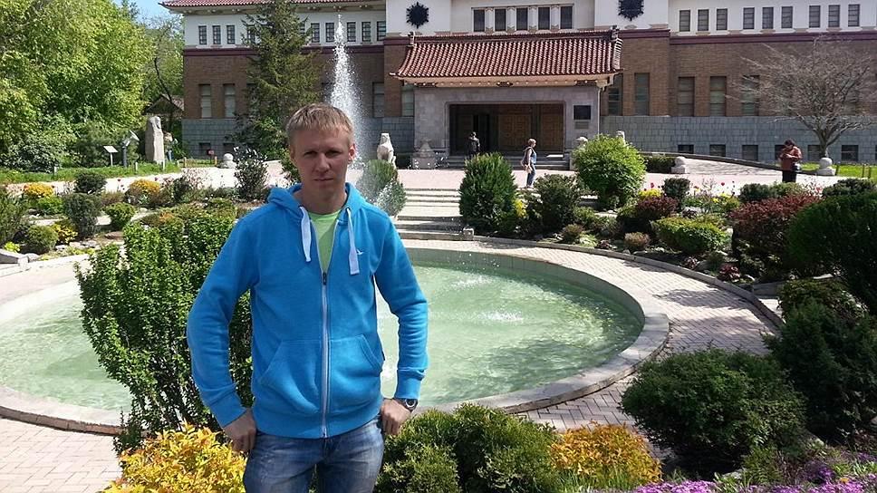 Пилот разбившегося Су-25СМ Роман Филипов